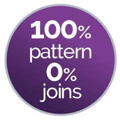 '100% pattern, 0% joins'