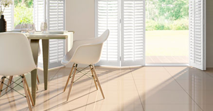 shutter blinds for kitchens