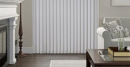 vertical blinds for patio doors
