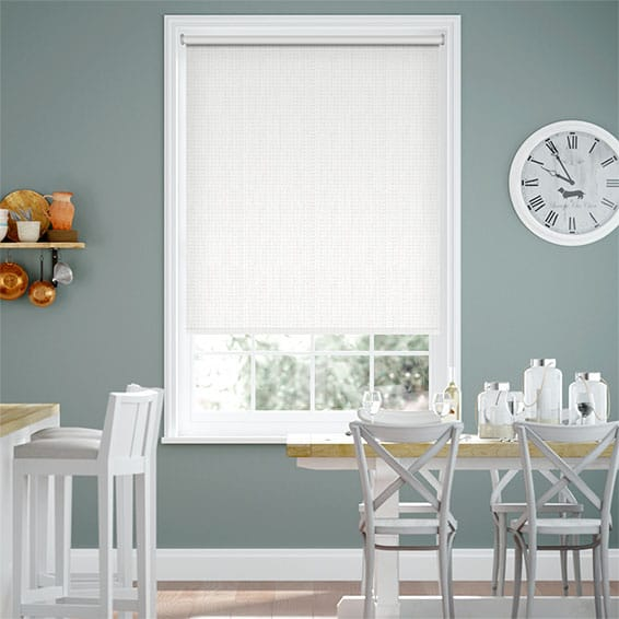 Adriana Glimmer Blackout Ice Roller Blind