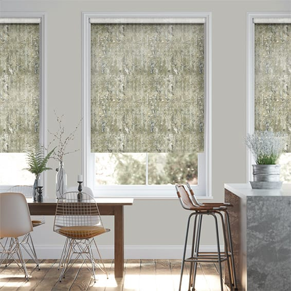 Choices Breedon Weave Stone Roller Blind