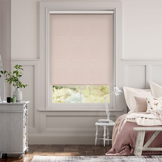Choices Harrow Warm Blush Roller Blind