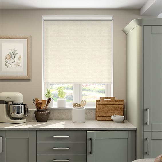 Choices Loretta Oyster Roller Blind