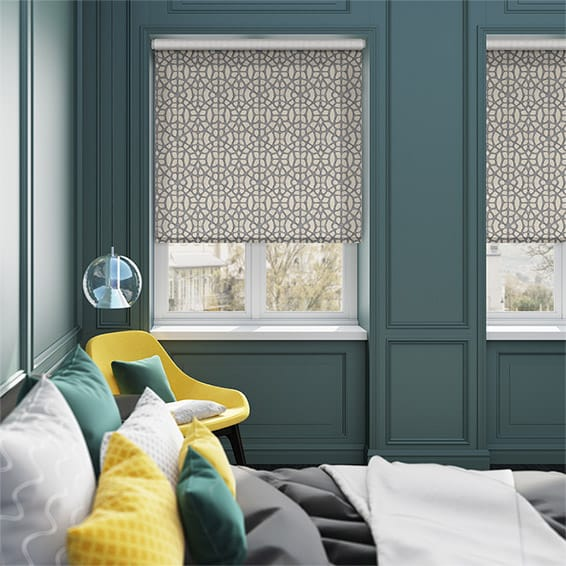Choices Swazi African Grey Roller Blind