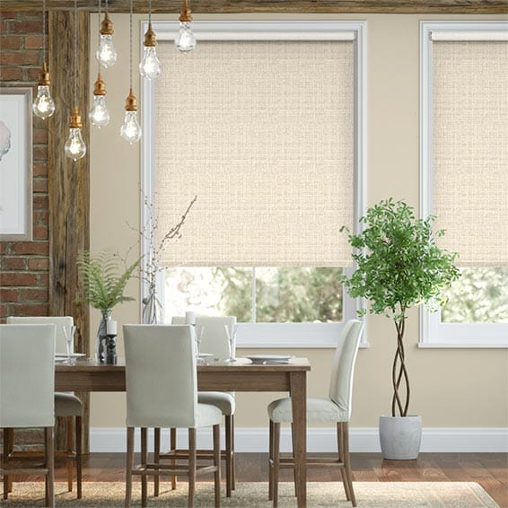 Choices Vanita Golden Barley Roller Blind
