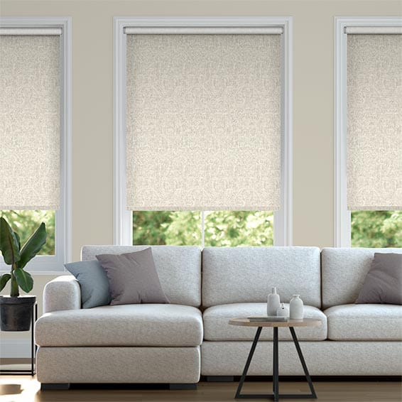 Choices Zoroa Pale Neutral Roller Blind