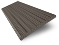 City Grey Faux Wood Blind - 50mm Slat slat image