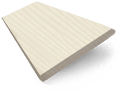 Classics Simply Cream Faux Wood Blind - 50mm Slat slat image