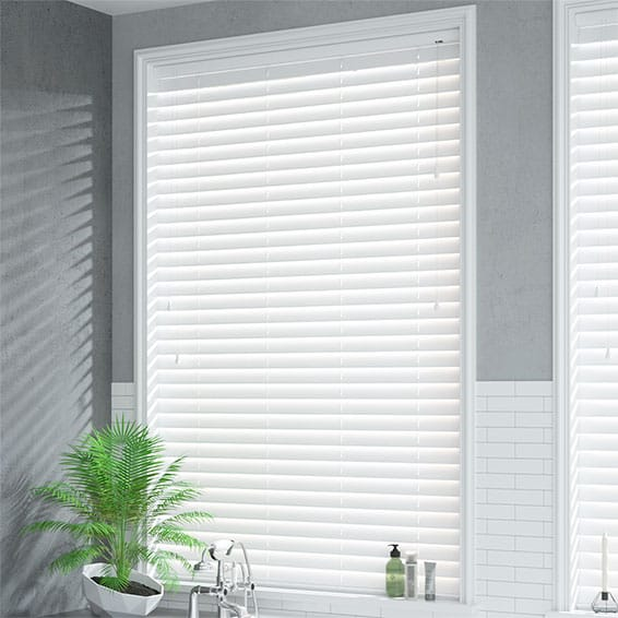 Wooden Venetian Blinds Made To Measure Faux Wood Blinds