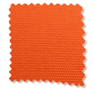 Cordoba Blackout Atomic Orange Roller Blind slat image
