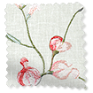 Country Flower Embroidered Blush swatch image