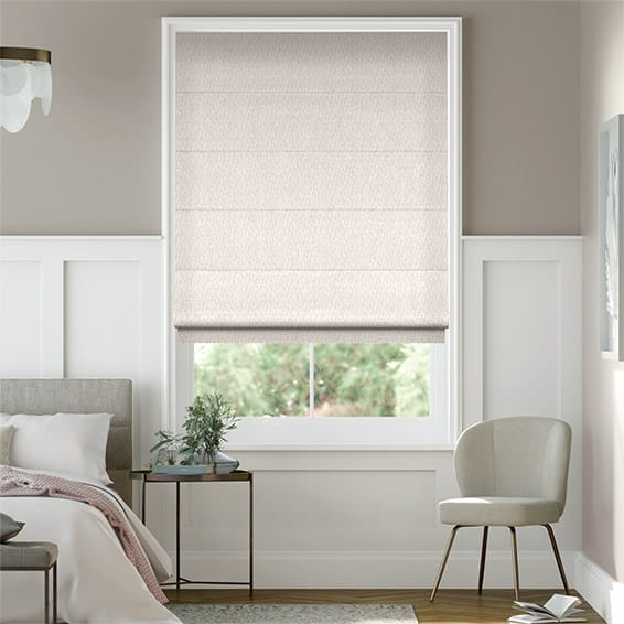Deschutes Pearlescent Roman Blind