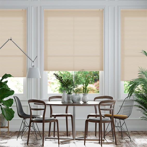 DuoLight Almond Thermal Blind