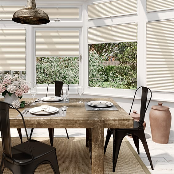 DuoLight Clotted Cream EasiFIT Thermal Blind