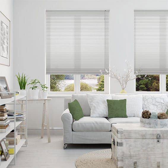 DuoLight Grey Thermal Blind
