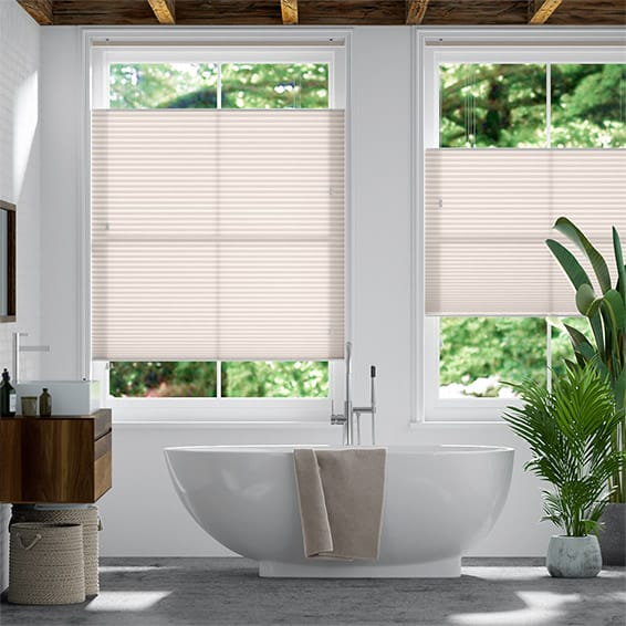 DuoLight Nude Top Down/Bottom Up Thermal Blind