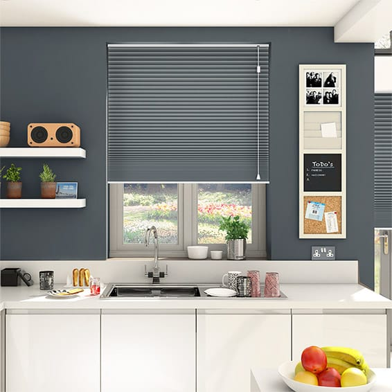 DuoShade Slate Blue Thermal Blind