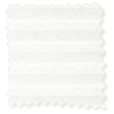 DuoVoile Ivory Pleated Blind slat image