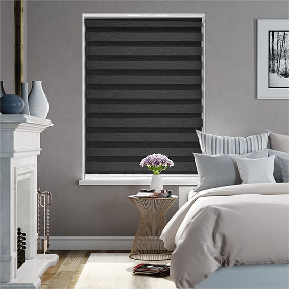 Enjoy Dimout Charcoal Roller Blind