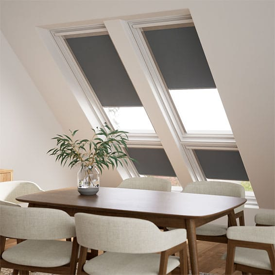 Thermal Blackout Blinds to fit any Fakro Roof Windows