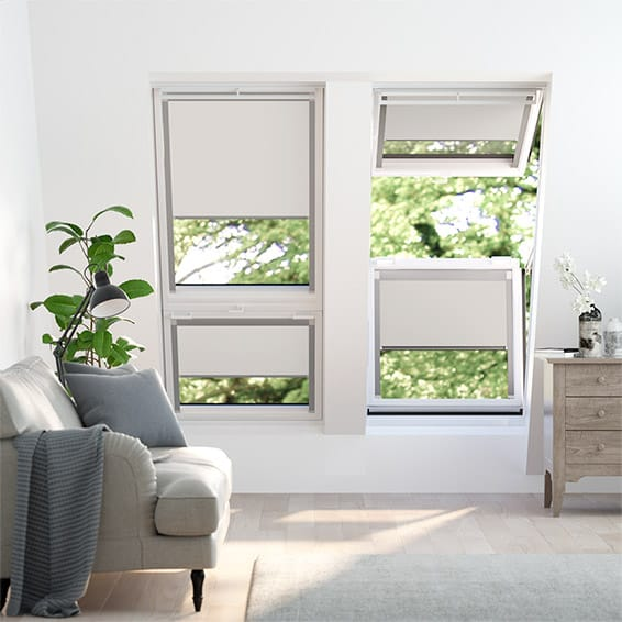 Expressions Vista Grey Blind for VELUX ® Windows