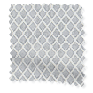 Filigree Misty Blue Roman Blind slat image