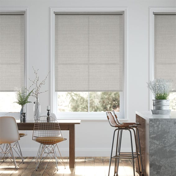 Harmonia Lightest Grey Roller Blind