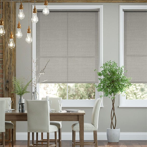 Harmonia Misty Morning Roller Blind