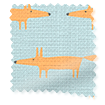 Little Mr Fox Sky Curtains slat image