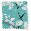 Choices Madelyn Linen Tropical Blue Roller Blind slat image