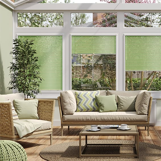 Pale Green PerfectFIT Venetian Blind