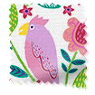 Polly & Friends Berry swatch image