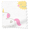 Prancing Unicorns Pink swatch image