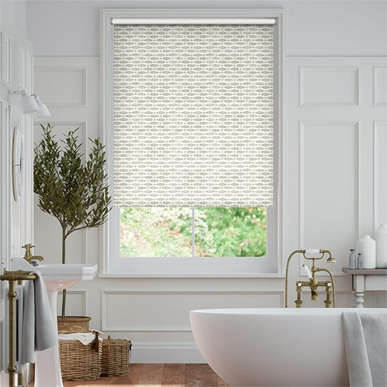 Splash Blackout Samaki Neutral Roller Blind