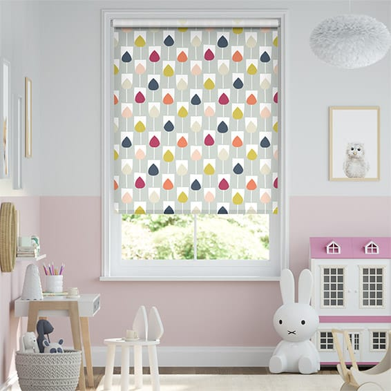 Sula Berry Crush Roller Blind