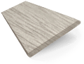 Truffle Grey Wooden Blind - 50mm Slat slat image