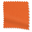 Valencia Orange Embers Roller Blind sample image