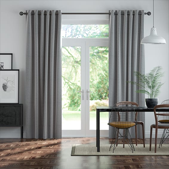 Waycroft Slate Curtains